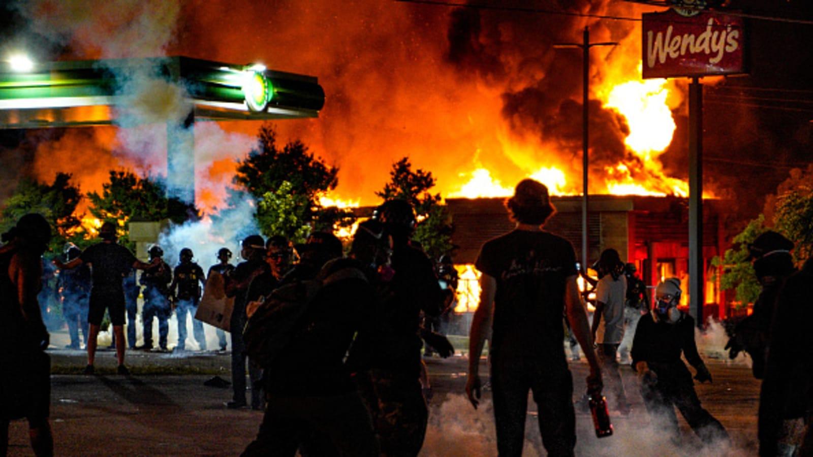 Interview : sur le mouvement de révolte aux Etats-Unis, Atlanta