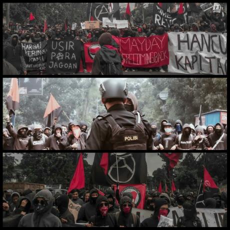 Indonésie : archipel en révolte
