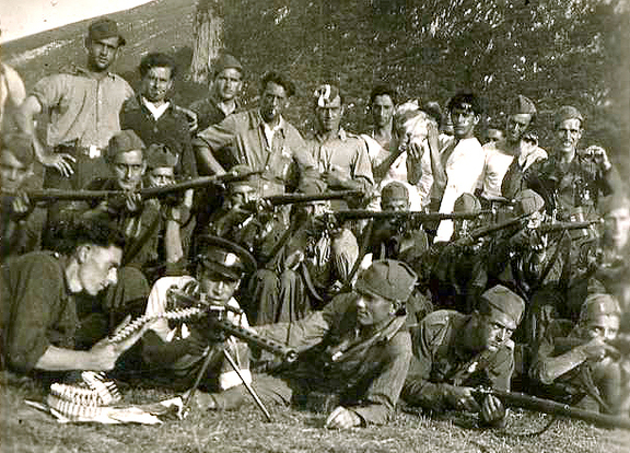 Guérilla en Espagne 1936-1960 / Vendredi 28 fév à 20H